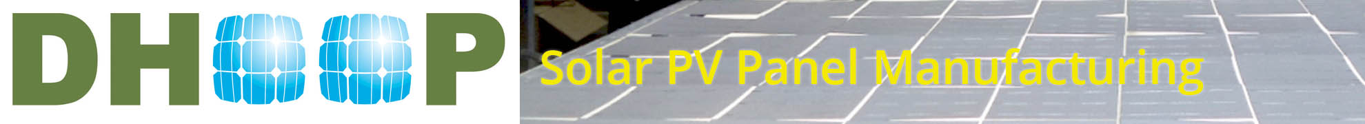 Solar PV Panel Manufacturing copy